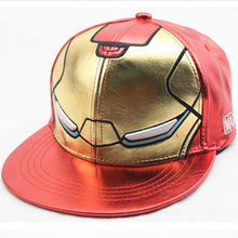 Load image into Gallery viewer, Iron Man Baseball Cap