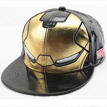 Load image into Gallery viewer, Iron Man Baseball Cap - Safelyfe  Face mask chain pakistan ppe 3m dany fashion meltblown daraz davago south city aku kids stationery blanket