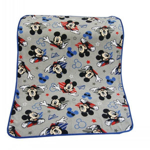 Mickey Baby Blanket - Safelyfe  Face mask chain pakistan ppe 3m dany fashion meltblown daraz davago south city aku kids stationery blanket