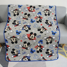 Load image into Gallery viewer, Mickey Baby Blanket - Safelyfe  Face mask chain pakistan ppe 3m dany fashion meltblown daraz davago south city aku kids stationery blanket