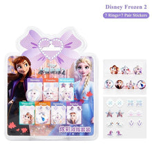 Load image into Gallery viewer, Awesome Kids Rings with Stick on earrings - Safelyfe  Face mask chain pakistan ppe 3m dany fashion meltblown daraz davago south city aku kids stationery blanket