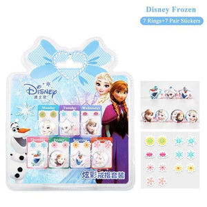 Awesome Kids Rings with Stick on earrings - Safelyfe  Face mask chain pakistan ppe 3m dany fashion meltblown daraz davago south city aku kids stationery blanket