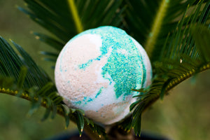"""Feelin' Beachy"""" Bath Bomb *Zero CBD*"