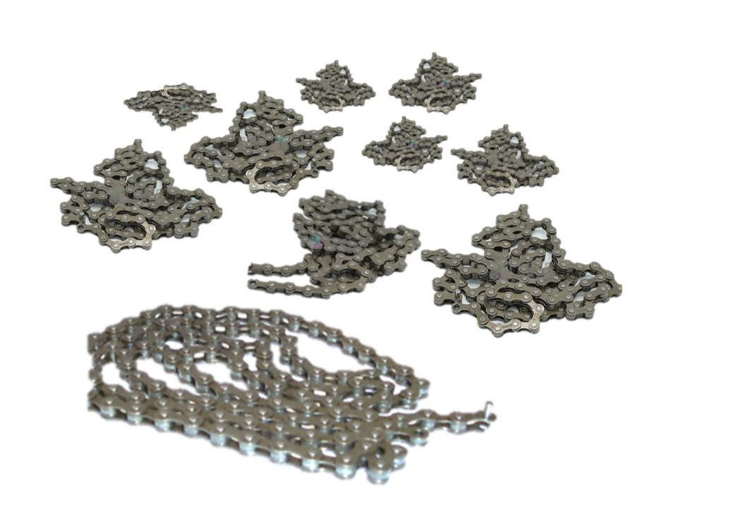 10 x Bicycle Chain Links -  1/2