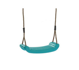 KBT Plastic Blowmoulded Swing Seat - Turquoise