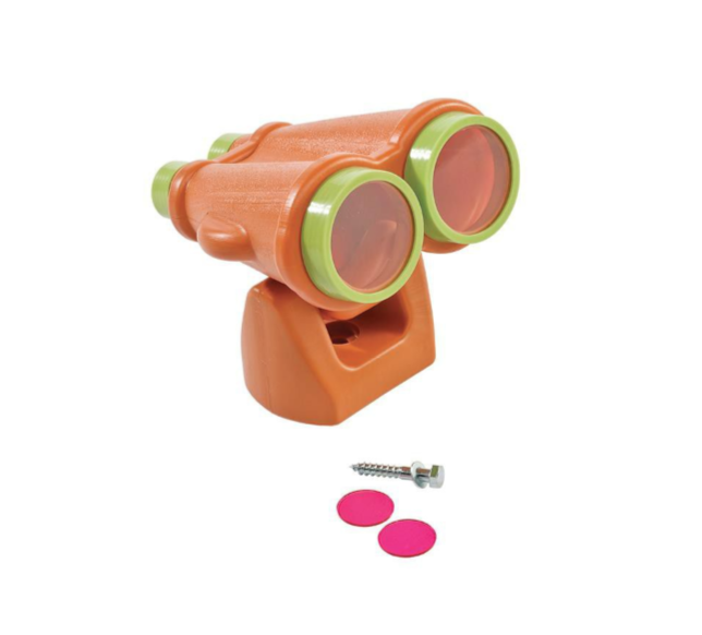KBT Orange Binoculars