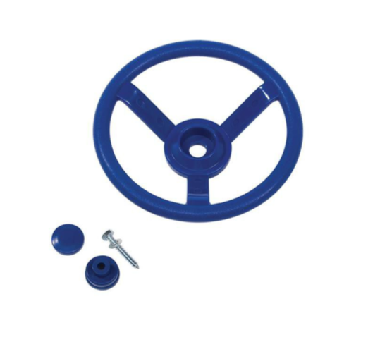 KBT Blue Steering Wheel