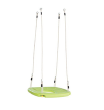 Load image into Gallery viewer, Kbt Kids' Nesting Squaro Swing - Lime Green