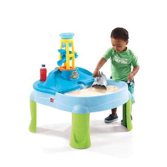 Step 2 Splash and Scoop Bay Sand Water Table