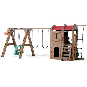 Step 2 Advent Lodge Play Center with glider