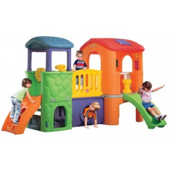 Step 2 Clubhouse Climber Brights with Slide