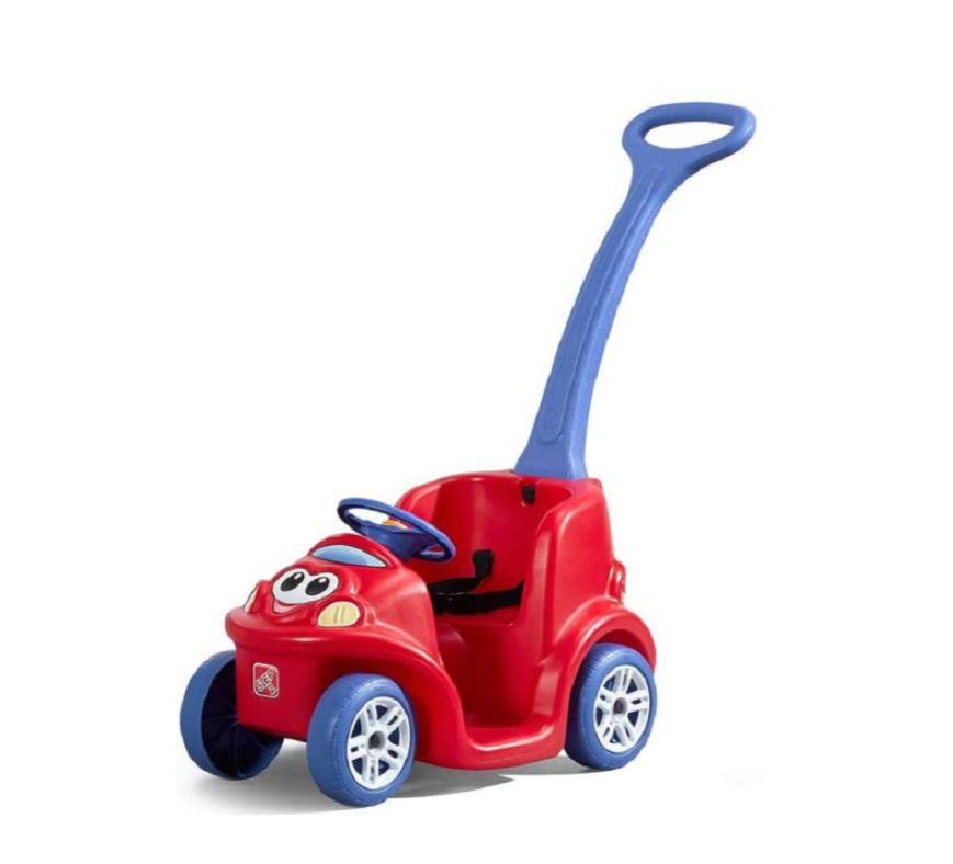 Step2 Push Around Buddy Parent Push Car
