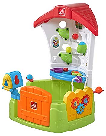 Step 2 Toddler Corner House Playhouse