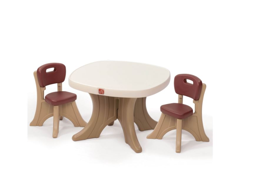 Step2 New Traditions Table and Chair Set for Kids