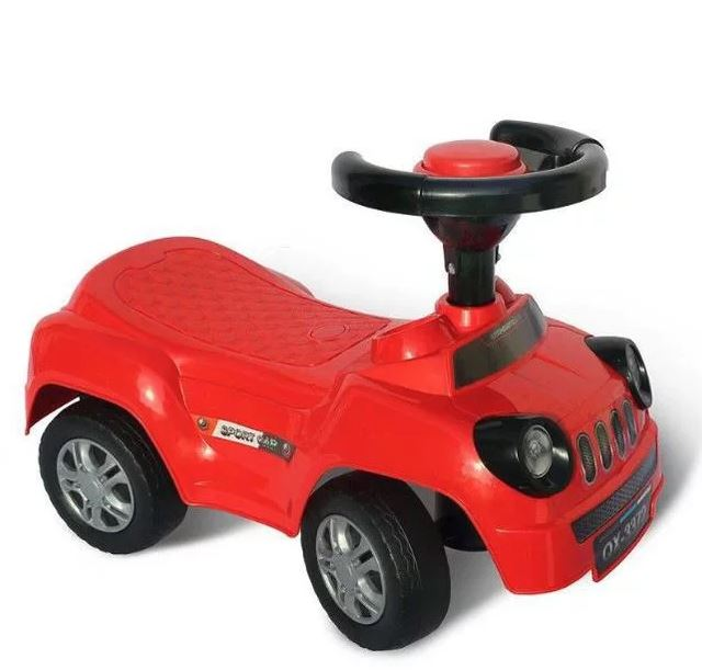 My First Push Car Ride On - Red
