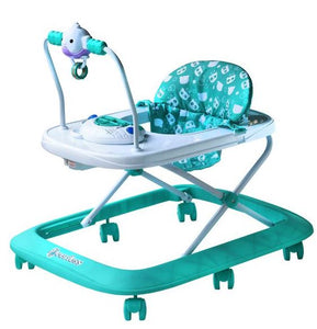Explore and More Activity Centre Baby Walker - Turquoise
