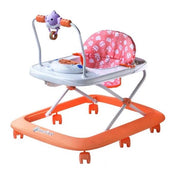 Explore and More Activity Centre Baby Walker - Orange Peach