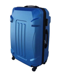 Silent 360 Wheels Hard Shell Lightweight Luggage Suitcase - Large