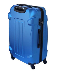 Silent 360 Wheels Hard Shell Lightweight Suitcase - Hand Luggage