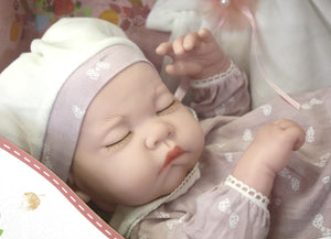 Baby So Lovely Newborn Sleeping Baby Doll