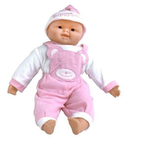 My First Baby Doll Gorgeous Soft-Belly - Soft Pink