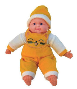 My First Baby Doll Gorgeous Soft-Belly - Yellow