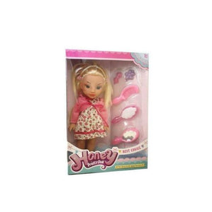 Oh-so-Lovely Honey Doll and Accessories