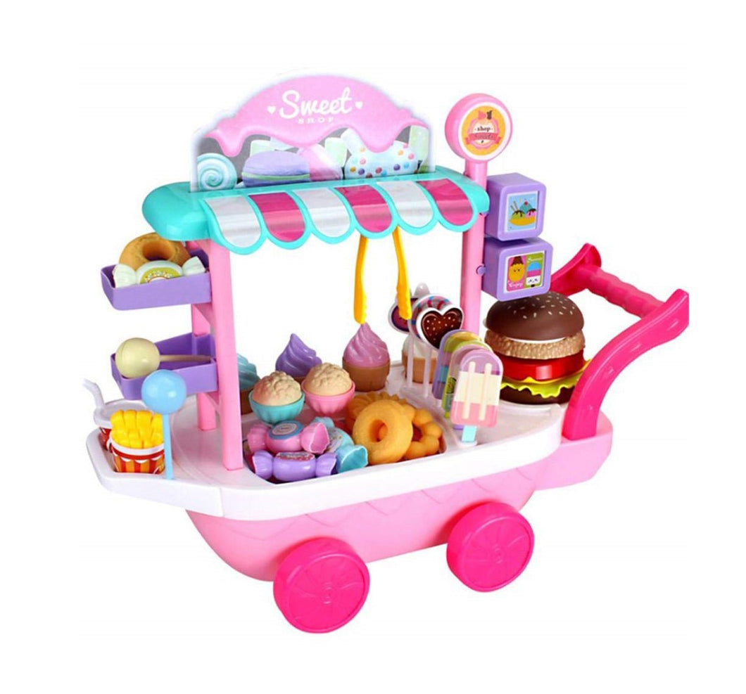 Candy Cart Play for Kids