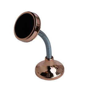 Car Cellphone Holder Hands Free Mount - Rose Gold