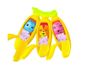 Bananas Kids Scented Surprise Collectible Pretend Play - 3 pack