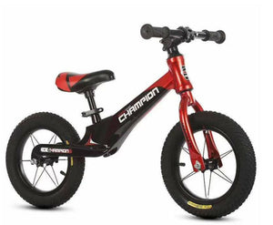 Champion Sport Mountain Bike 12 inch Kids Balance Bike - Red