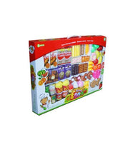 Load image into Gallery viewer, Funny Food Kitchen Items for Pretend Play - 60 Pieces