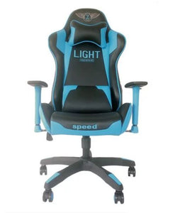 High Back Office Pro Racer Gaming Chair - Blue