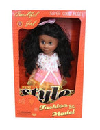 Just Like me Diversity Fashion African Doll - Floral Princess
