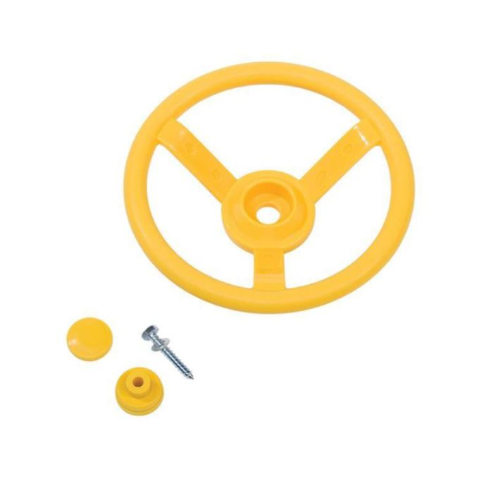 KBT Yellow Steering Wheel UNDER CONSTRUCTION