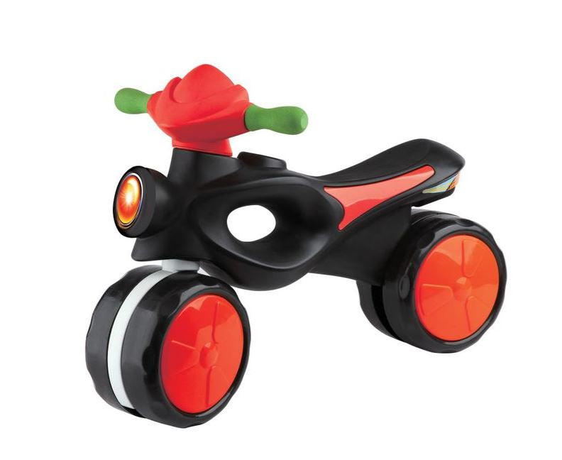 My First Ride On Motorbike for Toddlers - Red