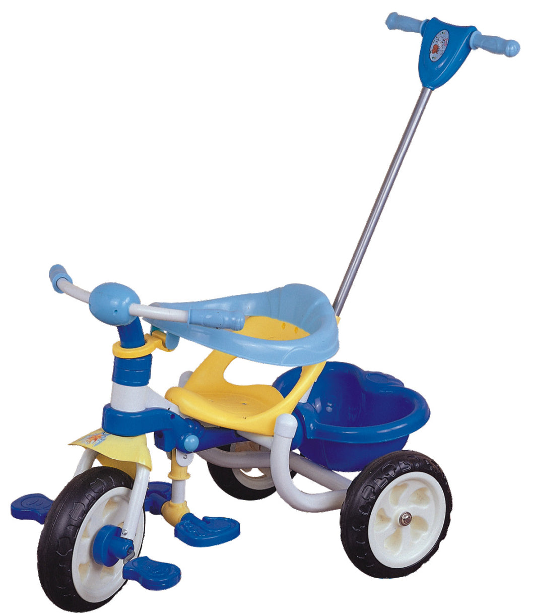 Peerless Ultimate Blue Super Trike