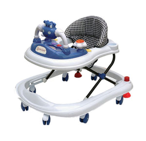 So Moo-ch Fun Baby Walker – Blue
