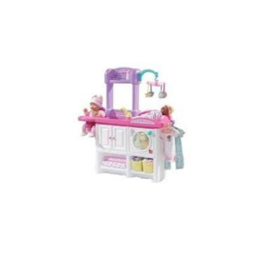 Step 2 Love and Care Deluxe Nursery for Baby Changing