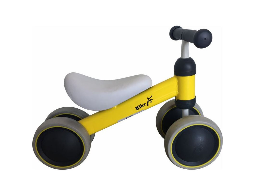 The Toddling Balance Bike for Toddlers - Yellow