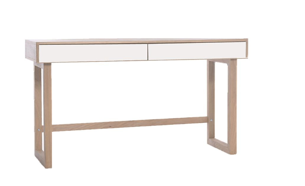 The White Wade Home or Office Desk Table Modern Furniture Design