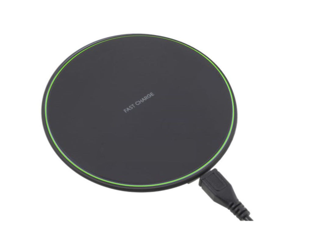 Universal Cellphone Wireless Fast Charging Pad Qi Technology