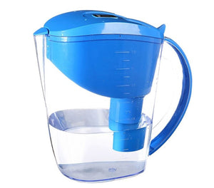 Wellblue Alkaline Water Filter Pitcher With LED Indicator - 3.5L Capacity