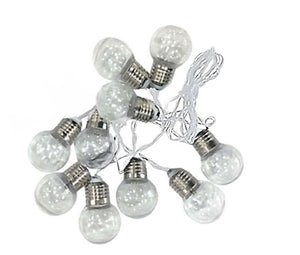 Wish Led Light Bulb String 3m - Battery Operated