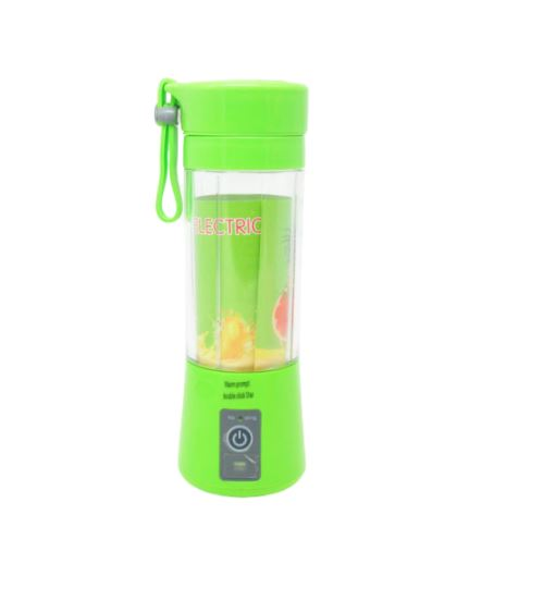 Wish Portable and Rechargeable Battery Juice Blender