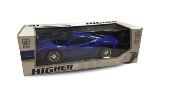 Wish Super Pick Higher Functioning Blue Remote Control Car