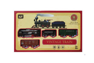 Wish Vintage Train Railway Express 18 Piece