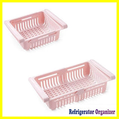 Refrigerator Organizer Drawer Basket 1/5 Pcs