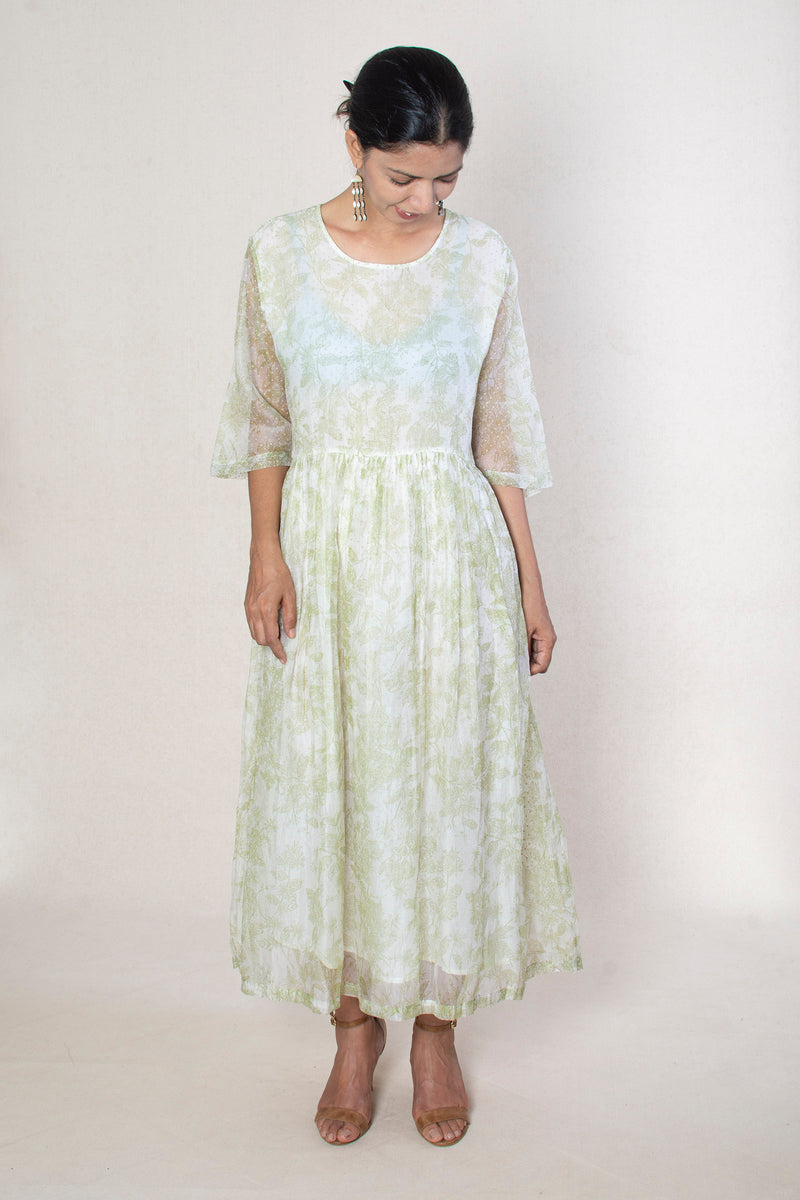 Long Day Dress | Mogra