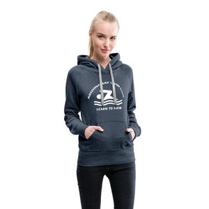 Arizona Bay Swim Club Ladies Fitted Hoodie